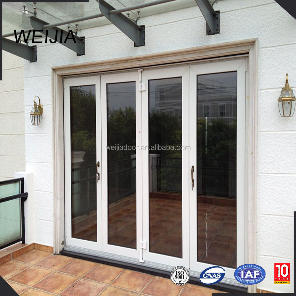 Offordable UPVC Material Casement Door