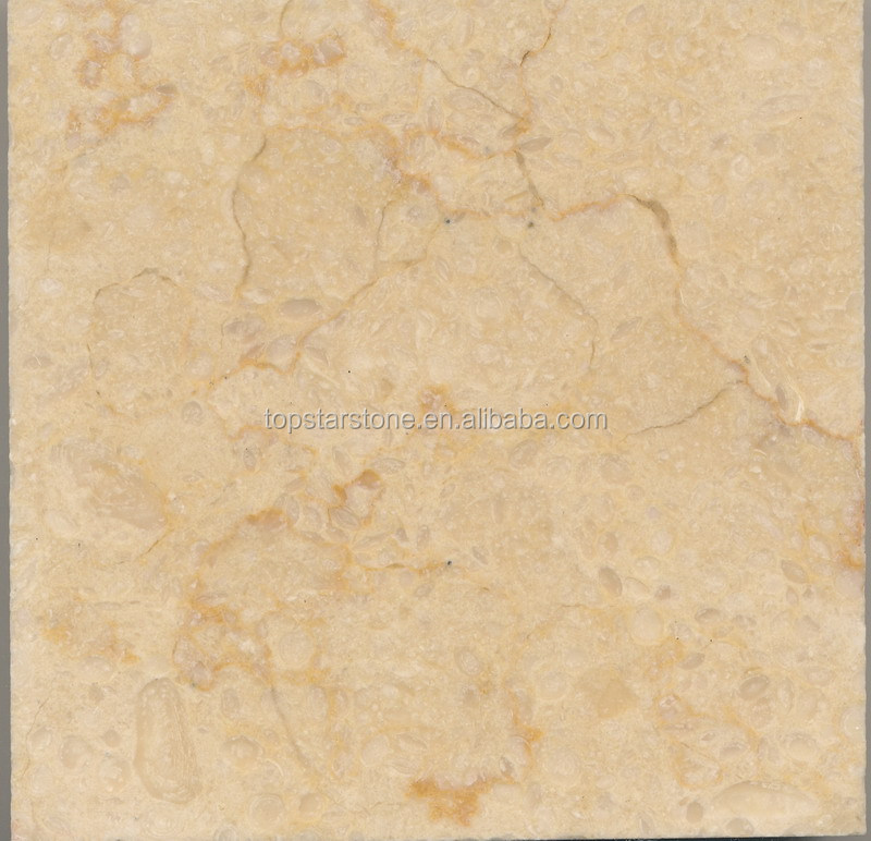 TOPSTAR Light Sunny Yellow Marble