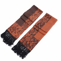 2016 New Design Silk Scarf Hot Selling Fashion Woven Shawl
