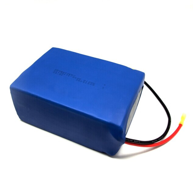 24V 20Ah Lithium iron phosphate battery pack 480Wh lifepo4 battery
