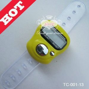 Hot-Sell Muslim Finger Tally Counter Tasbeeh Finger Counter