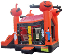 AEOR halloween inflatable haunted house,inflatable halloween bounce house,halloween inflatable bouncy castel
