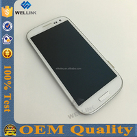 for samsung galaxy S3 screen and digitizer i9300 i9305 i535 i747 T999 LCD Digitizer Screen