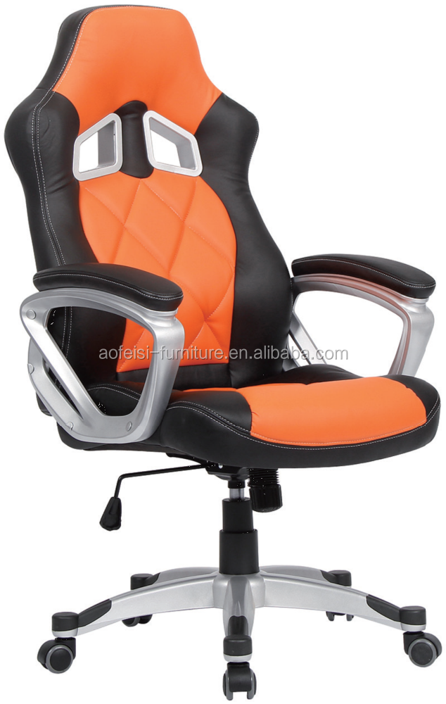 Gaming chair design new racing chair design with high for Chair new design