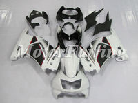 for kawasaki 250r ninja ex250 bodykit ex 250 2008-2009 250 ninja motorcycle 08-09 ninja 250r accessories white black