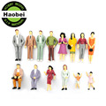 Scale Model People Figure For Artificial Using 1:25 7cm