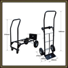 Heavy duty industry hand pallet trolley for tire