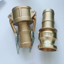 Brass China manufacturer quick connect water fittings