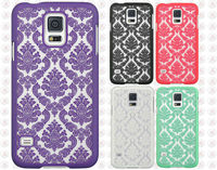 For Samsung Galaxy S5 TPU LACE GUMMY Hard Skin Case Phone Cover Accessory