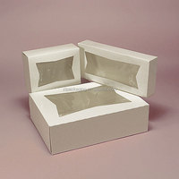 Sheet Cake Boxes with Window
