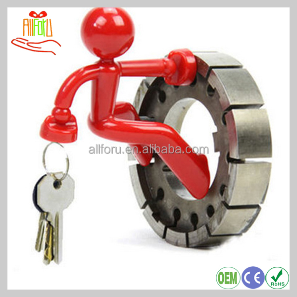 New Interesting Creative Little Human with Magnetic Hand Key Hook, Key Holder, Key Hanger