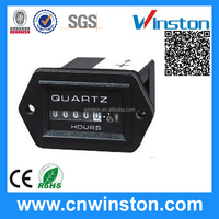 SYS General Purpose Digital Mechanical Electromechanical Hour Running Meter with CE
