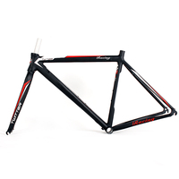 cheap Novel Item flat Welding matte oem aluminum bicycle frame for 700C road bike bicycle