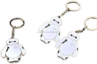 Top grade Classic couple bear keychain