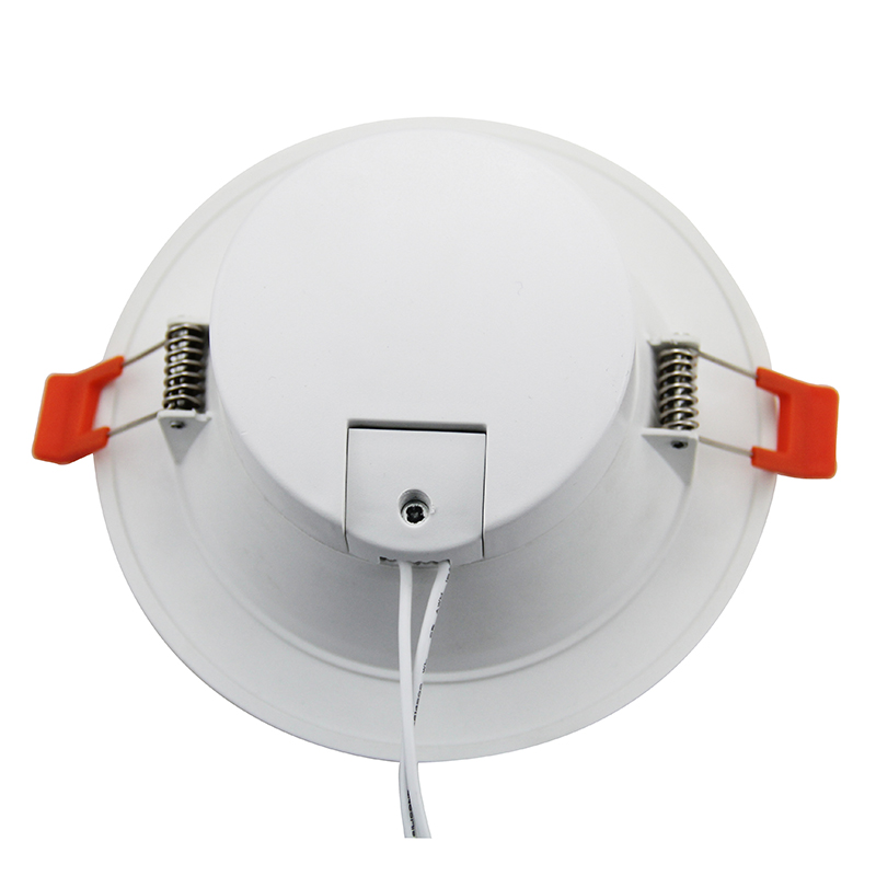 Remote control RGBW smart led light <strong>downlight</strong>