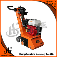 "8"" epoxy floor coating removal,scarifier machine with a free set of blades(JHE-200)"