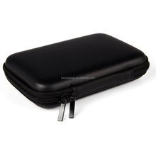 Powder Bank Travel Storage EVA Case Bag Dual Zipper Universal Travel Case