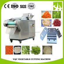 automatic vegetable chopper/leaf vegetable spinach cutting machine