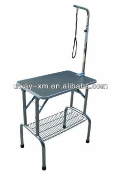 Moistureproof Hydraulic Pet Grooming Table large for dogs