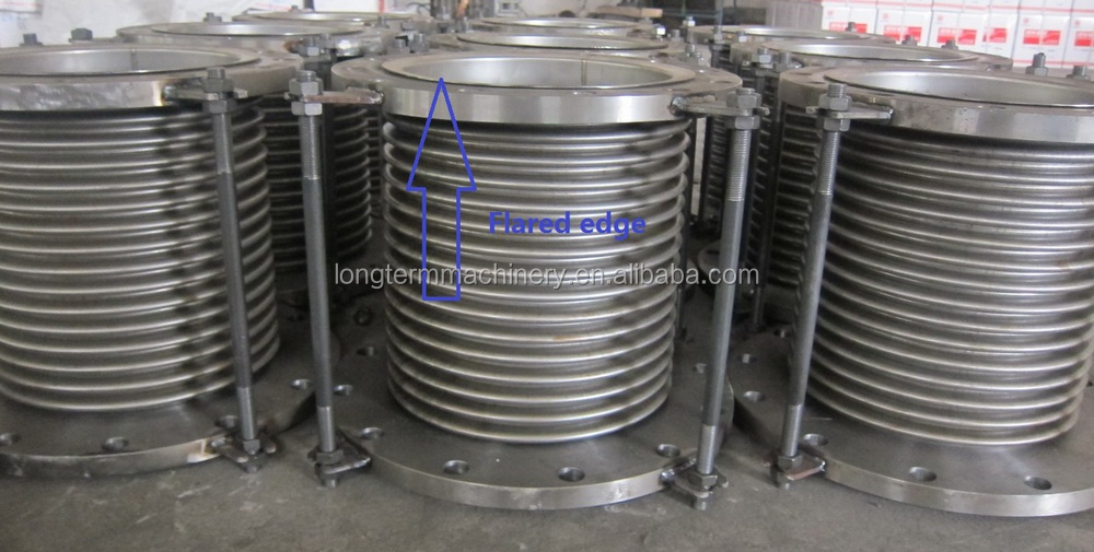 Flexible joint /stainless steel Metal Bellow Expansion Joint