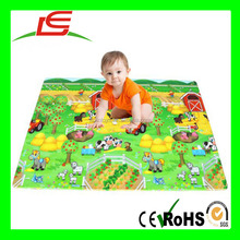 Education Toy Soft plush Foam Baby Play Mat