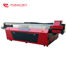 High quality Digital UV flatbed printing machine/printer for aluminium sheet, ceramic tiles, Plastic sheet