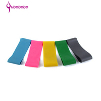 Private Label 11PCS Custom Printed latex free resistance band