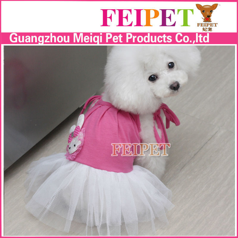 Feipet Brand Pretty Pet Dress Cheap Clothes For Dog
