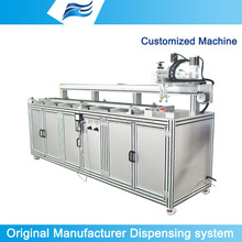 ab glue machine for led display robotic dispensing assembly TH-206H-Z1