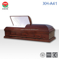 Paulownia Luxury Wooden Caskets XH-A41