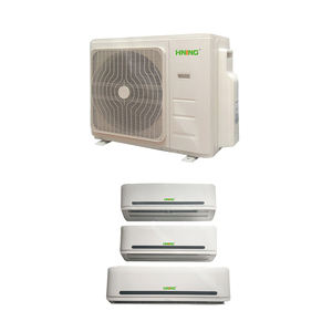 China manufacturer 27000 BTU R410a vrf solar high efficiency split system air conditioners