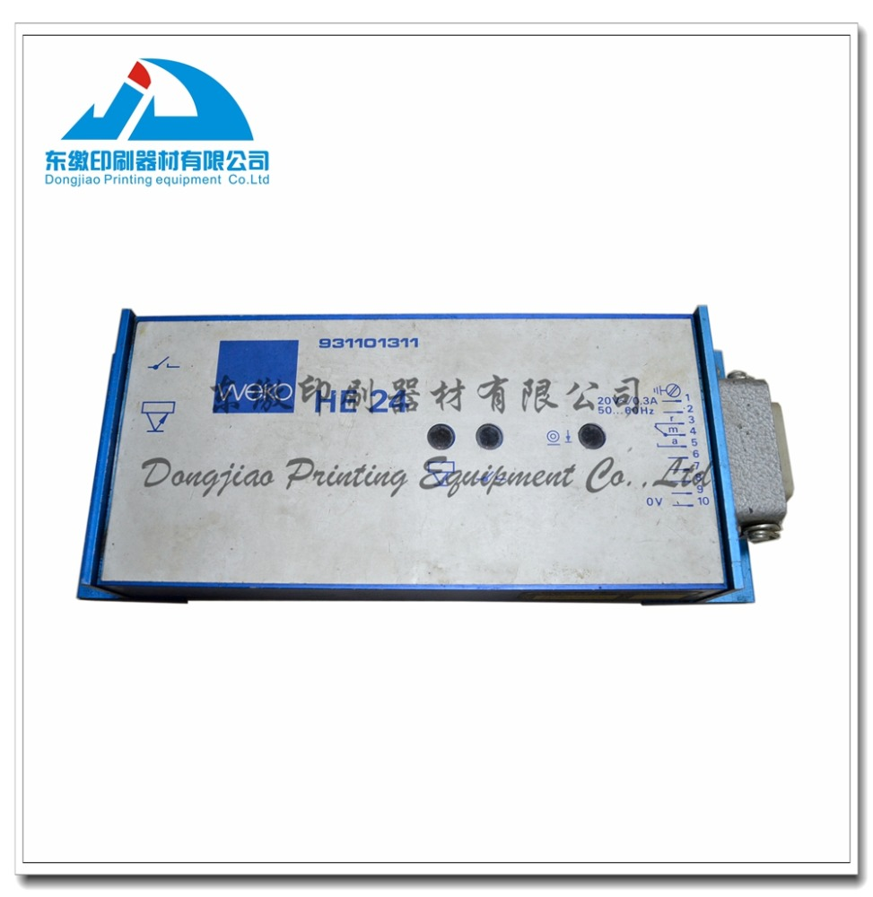 Heidelberg printing equipment parts offset printing machine electrical spare parts heidelberg HE24 board sensor for Heidelberg