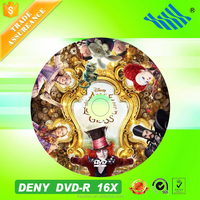 New design offset printing dropshipping dvd movies films