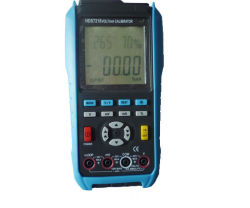 Panel automatic calibration USB charging Digital Handheld Multifunction Process Calibrator With Backlight LCD display