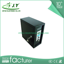 Coin Operated Timer Control Box With Coin Acceptor For Washing