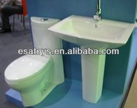 Hot selling ceramic toilet set with direct factory price(KI-2522/KI-823)