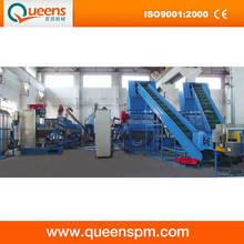 Plastic Recycling Line PET Flakes Washing Machine for Waste PET Bottle Recycling Machine