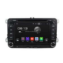 7 inch Car radio gps for VW GOLF 7 Support 3G disc Audio Video