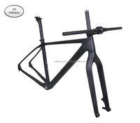"Baolijia new Promotion 16"" 18 inch Full 26er mountain bike carbon frame 29 MTB full carbon fiber frame 2 years warranty"
