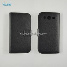 PU wallet Leather Slim Case for Samsung Galaxy S3 i9300