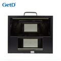 GetD Light doubler Passive 3D System Polarized modulator