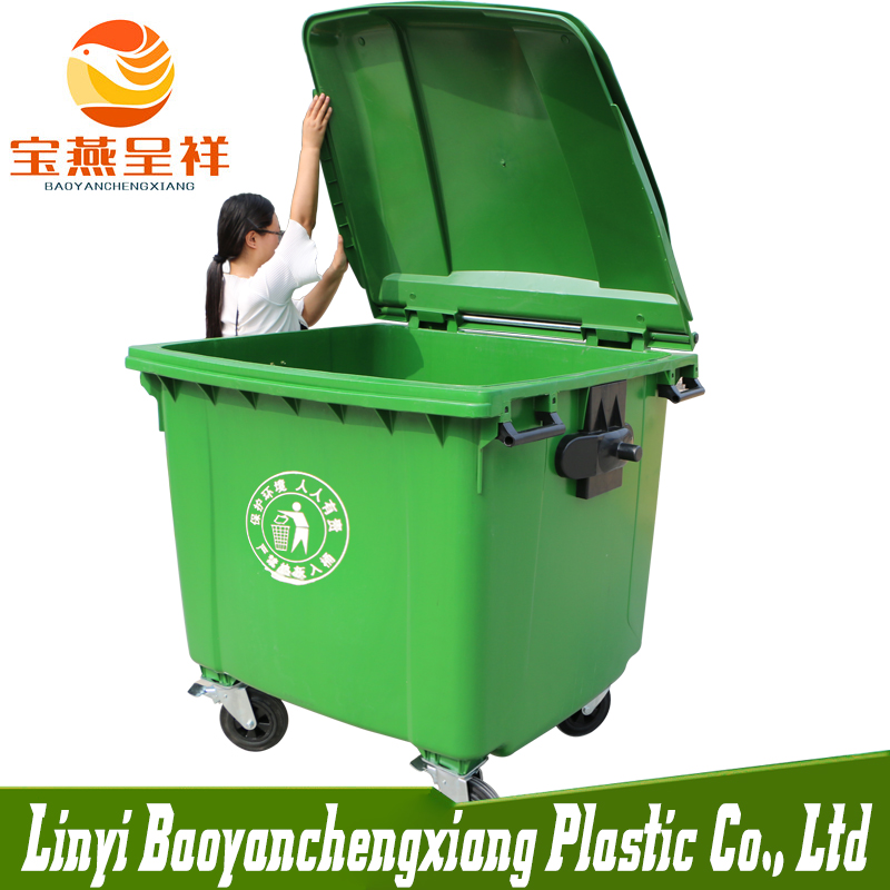 1100 litre wheelie plastic waste bins plastic storage boxes with <strong>wheels</strong>