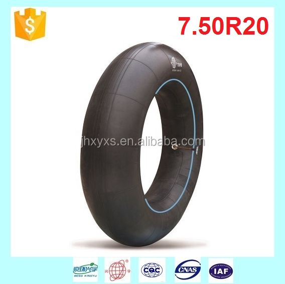 Inner Tube Tire For Industrial Vehicle 7.50R20