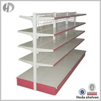 Guaranteed Quality Competitive Price Storage Shelving Supermarket Display