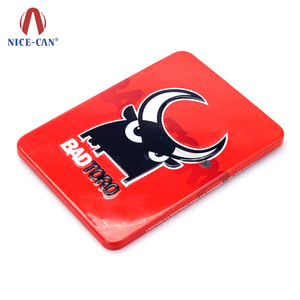 Wholesale Metal Tin 3D Fridge Magnets Custom Home Decoration Promotional Italy Tourist Souvenir Square Metal Tin Fridge Magnet