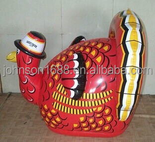 inflatable christmas funny toys christmas decoration inflatable turkey inflatables for sale