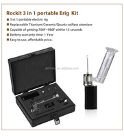 Wholesale vaporizer pen Rockit enail dabber vape pen use for wax or oil