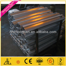 Wow!! Aluminium profile small length factory supplier/aluminium profile cut into small pieces/aluminium pieces with hole/OEM