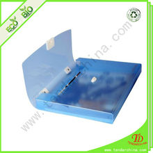 A4 plastic file box with handle