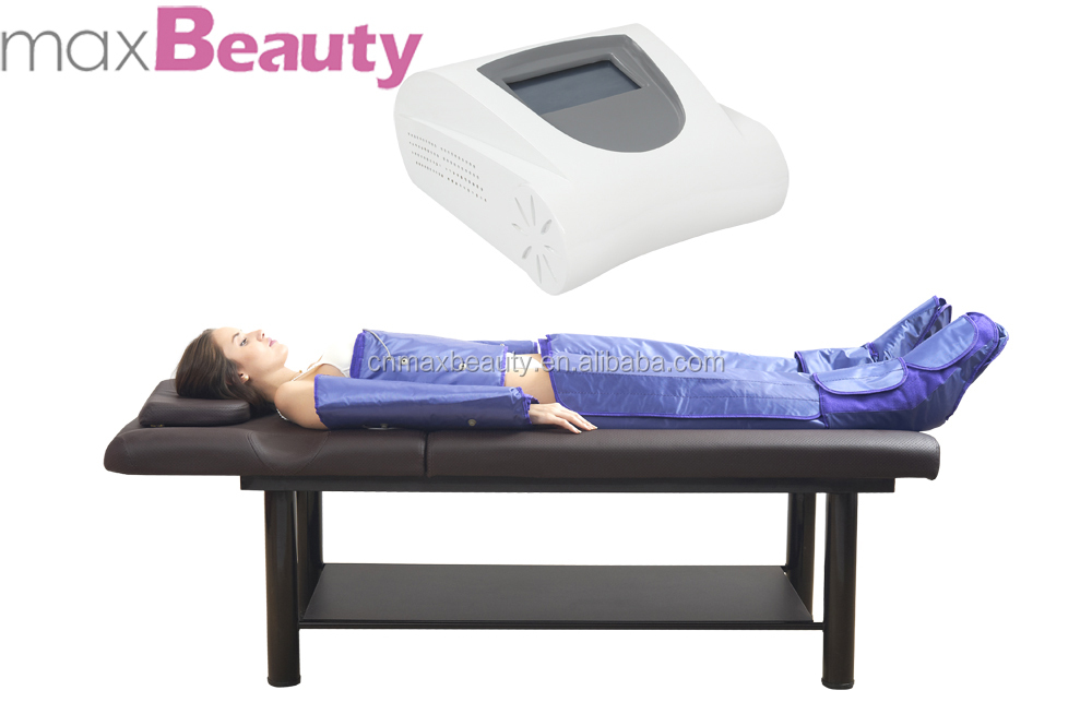 Pressotherapy far infrared and ems cellulite reduction body slimming beauty machine
